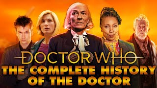 The Complete History of the Doctor | Doctor Who Timeline