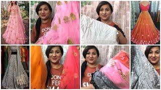 Huge Affordable Online Shopping Review || Designer Lehenga Online Shopping India JoshIndia Website