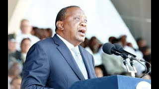 CORONAVIRUS: President Uhuru Kenyatta issues Executive order, Mbagathi Hospital to operate in 7 days