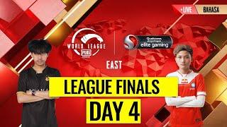 [BAHASA] PMWL EAST - League Finals Day 4   PUBG MOBILE World League Season Zero (2020)