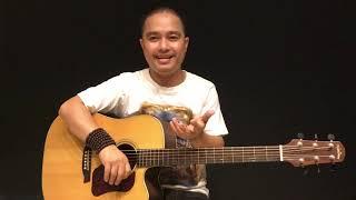 រៀនហ្គីតា មេរៀនទី3 សម្លេងទាំង7 និងអគ័រ Learning Guitar Lesson 3 Music Alphabet And Chord