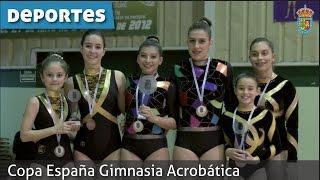 Youtube VideoCopa de España de Gimnasia Acrobática - VIII Copa Galicia Internacional.