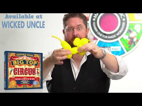 Youtube Video for Big Top Circus - Learn to Juggle & Entertain!