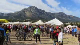 preview picture of video 'Compétion Ecotrail Zaghouan'