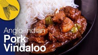 Pork Vindaloo Recipe-Anglo-Indian Recipe-Christmas Special