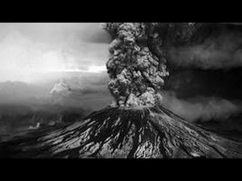 Извержение вулкана Сент Хеленс( St Helen