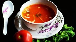 ऐसे Tomato Soup बनाएंगे Restaurant जैसा Creamy बनेगा @ Aapki Rasoi