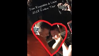 Dan Reynolds of Imagine Dragons Sings to A Young Fan with Special Needs