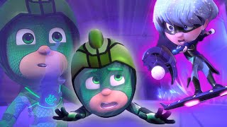 Gekko vs Luna Girl | PJ Masks Official