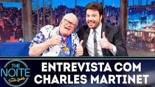 Entrevista com o Charles Martinet   The Noite (02/11/18)