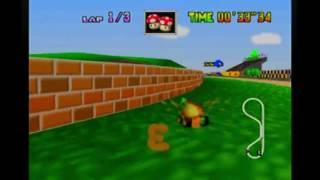 Luigi Raceway 3lap 1.58.02 by VAJ
