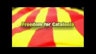 preview picture of video 'Freedom for Catalonia'