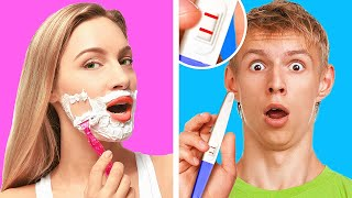 BOYS VS. GIRLS || FUNNY MOMENTS THAT CAN HAPPEN TO EVERYONE