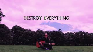 "Jess Locke – ""Destroy Everything"""
