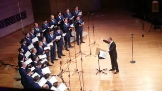 The Sretensky Monastery Choir - Psalm 81 (As long as you judge unjustly)