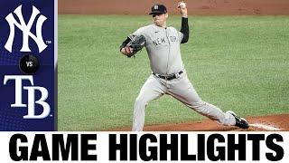 Momenti salienti del gioco Yankees vs. Rays (5/11/21) | Punti salienti della MLB