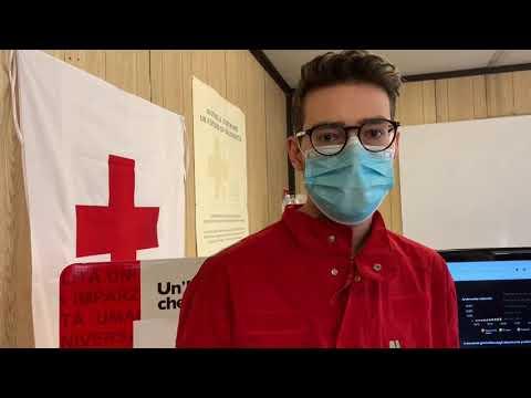 Duecento volontari della Croce rossa a Gazza Schianno