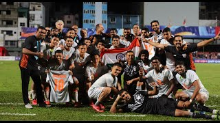 SAFF Championship 2021: India Rout Nepal In Final - Video Highlights