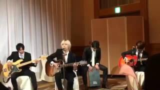 【結婚式余興】HoweverGLAY〜Acoustic Version〜