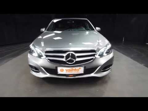 Mercedes-Benz E 250 CDI BE 4Matic A Premium, Sedan, Automaatti, Diesel, Neliveto, CJJ-438