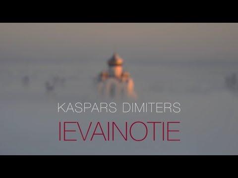 Par Kaspara Dimitera jauno albumu IEVAINOTIE