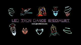 led dance group