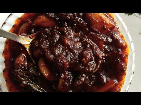 ഈ കറി ഉണ്ടെങ്കിൽ ചോറു കഴിക്കാൻ വേറെ ഒന്നും വേണ്ട | Garlic Onion Curry