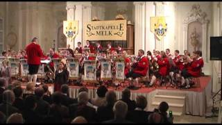 preview picture of video 'Stadtkapelle Melk - Festtagsklänge'