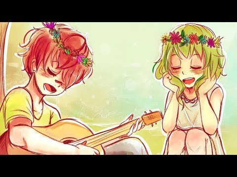 [GUMI + Fukase] Smell the Roses [VOCALOID Original Collab]