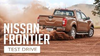 Nissan Frontier - Lançamento