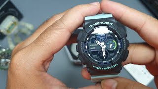 Unboxing & Cara Setting G-Shock GMA-S140-2A (indonesia)