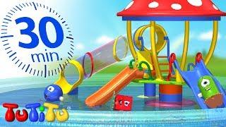 TuTiTu Deutsch   Spielzeug für Kleinkinder   Wasserpark   Zusammenstellung