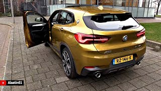 BMW X2 2018 NEW FULL Test Drive Review Interior Exterior Infotainment