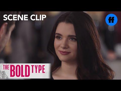 The Bold Type | Season 1, Episode 9: Pinstripe Says Goodbye | Freeform