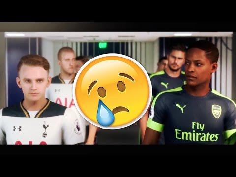 *EMOTIONAL* Alex Hunter vs Gareth Walker (FROM FRIENDS TO RIVALS) ALL CUTSCENES FIFA 17 THE JOURNEY