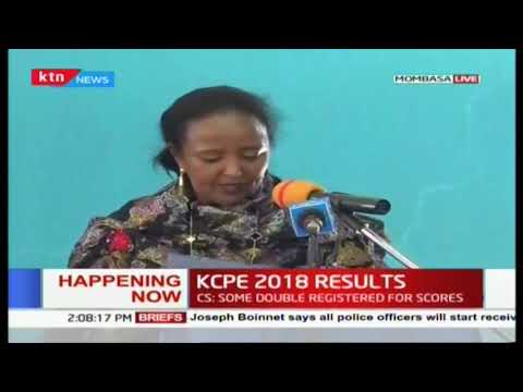 The 23 counties that registered more female candidates than male  | #KCPE2018