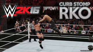 wwe-2k16-curb-stomp-into-rko-video-wrestlemania-31