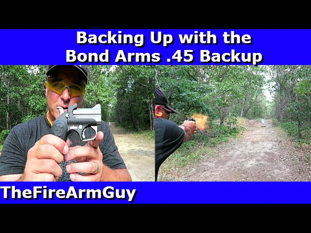 Bond Arms   Home Page