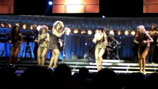 """Tina Turner: Live In Concert Tour 2009 @ The O2 London HD 08/03/2009 """" Proud Mary """""""