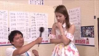 島田晴香AKB48総選挙2017直後インタビュー柏木由紀