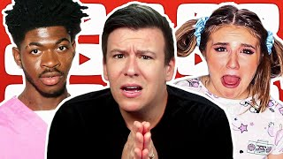 DISTURBING & MESSY ACCUSATIONS! Lil Nas X, Piper Rockelle, Bishop Sycamore, New Video Games Ban &