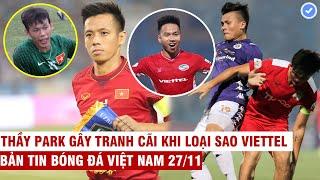 VN Sports 27/11   Văn Quyết và Tấn Trường trở lại ĐTVN, Tuấn Anh tranh bóng vàng cùng Quang Hải