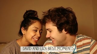 David and Liza Best Moments 2