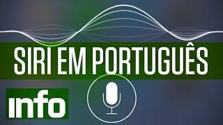 10 respostas engraçadas da Siri em português