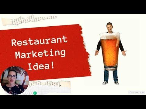 , title : 'Unique Restaurant Marketing Idea: effective and affordable