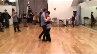 February Choreography 1 - Comes Love (Ann Hampton Callaway)