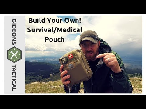 2 in 1 Survival & Medkit: Outdoor Gear Essentials