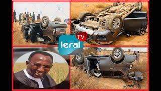 Urgent! Après son accident Mbaye Pekh parle à LERAL et rassure: