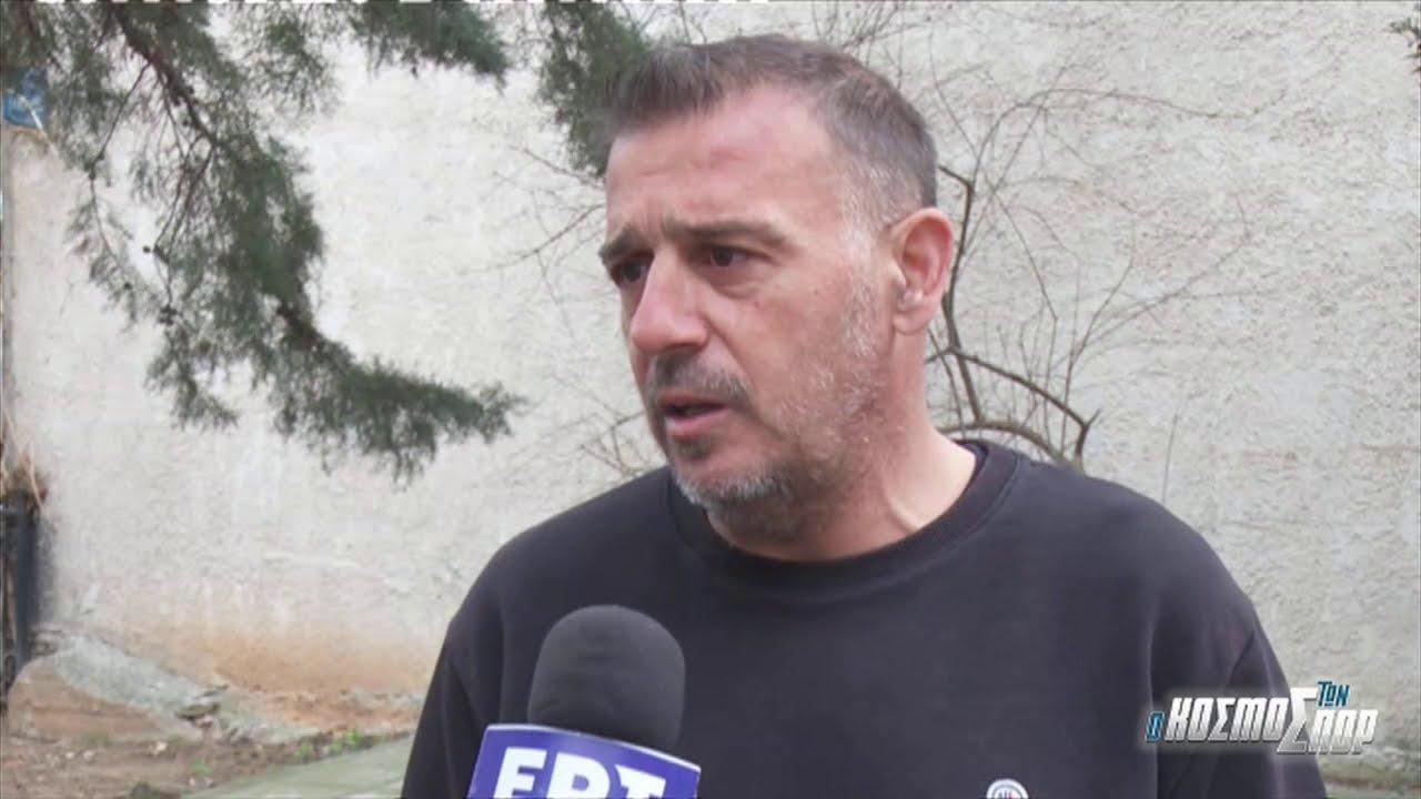 Ο Γιώργος Τουρσουνίδης στην ΕΡΤ3   16/03/2021   ΕΡΤ