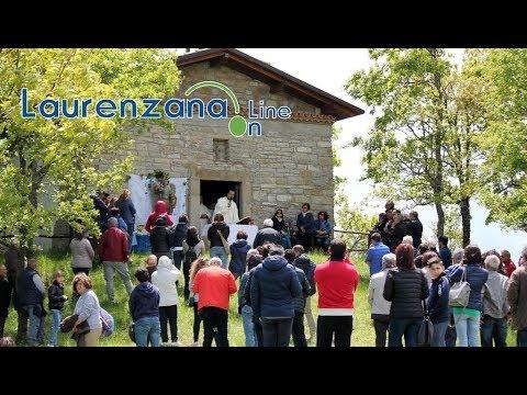 Preview video Video processione festività San Michele Arcangelo 2019 Laurenzana 19 maggio 2019